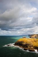 Tintagel Coast by kbrimson