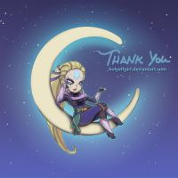Thanks by HolyElfGirl