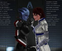Mass Effect by rescueme1496
