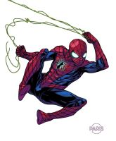 All New All Different Spider-man by ParisAlleyne