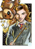 Hermione by Sonion