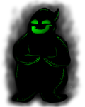 Oogie's Shadow by RussianRatigan