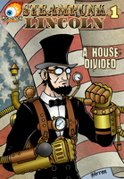 Steampunk Lincoln 1 by herrenmedia