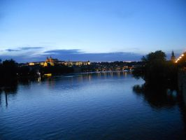 Prague by Xymphonie