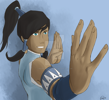 Korra by Perfectlykawaii93