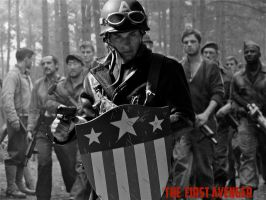 Captain America - 1941 by Riebeck