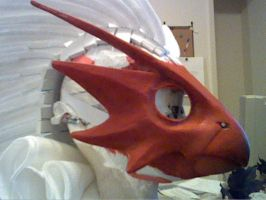 Blaziken Mask v4.5 by nathow111