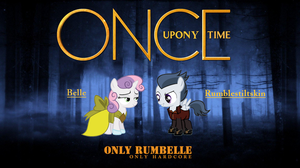 RumBelle - Once Upon A Time style by LunaticDawn