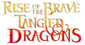 Rise of the Tangled Brave Dragons - Logo 2 by Cuine
