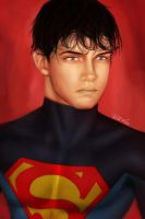 Superboy by Kros2692