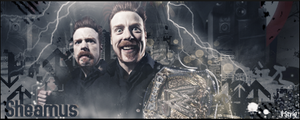 Sheamus by Graphfun