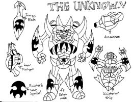 The Unknown Reference Sheet by Zethasaurus