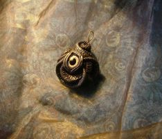 Shoggoth Podling Amulet by Jurikova