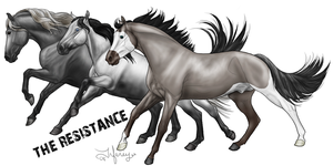 The Resistance by damustang