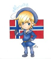 APH: Norway Chibi by Photonmode
