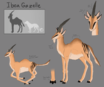 Ibea Animal-Ibea Gazelle by windwolf55x5