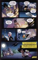 Batman Lego Page 5 by marcusmuller