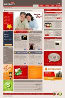 ALZAWAG.TV Website by mitch2004