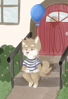 fucking loser on steps all by himself by tsubukichi