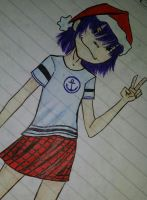 Merry Christmas! - Noodle by TheLittleLie