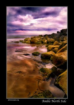 Northumberland seascape by newcastlemale