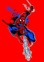 Spidey by Lopan4000