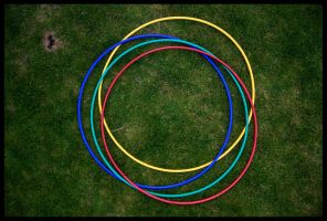 Hula Hoops by Megglles
