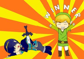 toon link owns by ChiyokoFukui
