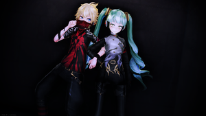 [MMD] .: Agitation :. by IchiLewis