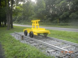 Train Cart by sioranth