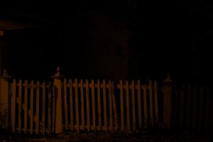 Dark Fence by mayhem62930
