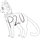 P2U Feline Lineart (Over 20 Options!) by Yuukali
