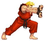 Street Fighter HD - Ken Sample by UdonCrew