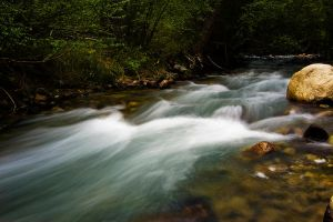 Big Pine Creek by shubat