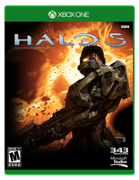 Halo 5 | Fan Made Box Art III by DANYVADERDAY