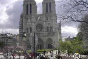 The Notre Dame by Leena-A