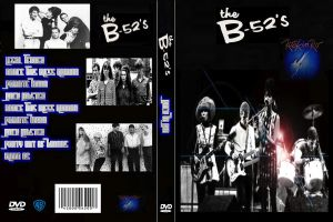 The B-52's Rock In Rio DVD Art by utskushi-billy