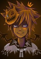 Happy Halloween ! by Ponchounette