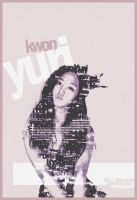 Kwon Yuri on my Typo by Byakushirie