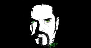 Peter Steele by AndrewFroedge