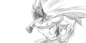 Bats before he rises by Dreee