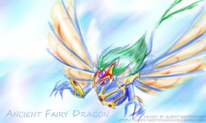 Ancient Fairy Dragon yugioh 5d by slifertheskydragon