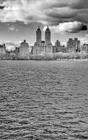 Central Park Reservoir by AlanSmithers
