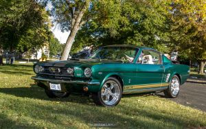 Rare 1966 GT 350 Ford Mustang by joerayphoto