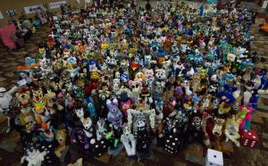 BLFC 2015 Gathering by wolfforce58