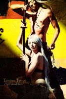 Tenjho Tenge: Sheath by andy-rak
