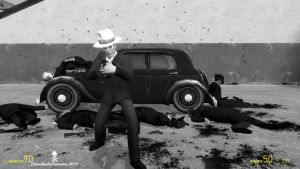 Gman shootout by CZProductions