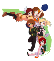 Five Floridas by CittaEterna