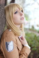 Hoping for freedom - Christa Renz by xSan-chi
