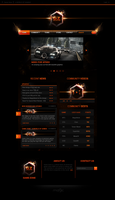 GZ Gaming - Web by MagicMode